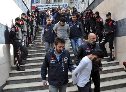 В результате спецоперации были задержаны 15 человек