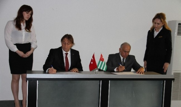 подписание межправительственного соглашения о сотрудничестве