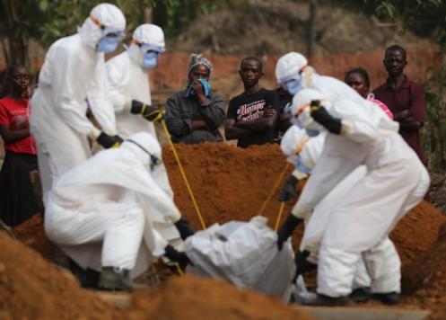 ужасы эболы