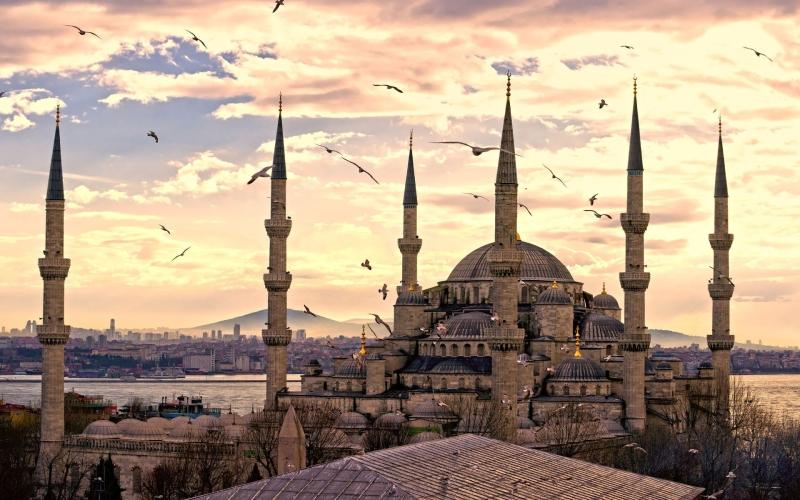 Картинки по запросу Мечеть Султанахмет