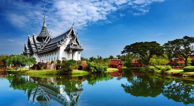 благославенный таиланд