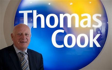 глава компании Thomas Cook