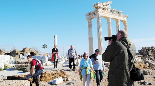 доходы от туристического сектора растут с каждым годом
