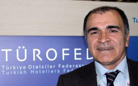 Председатель TÜROFED Осман Айик