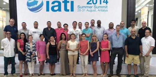 встреча представителей IATI в анталии